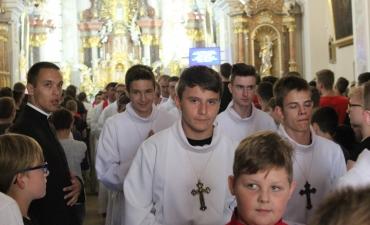 Pielgrzymka LSO na Górę św. Anny_92