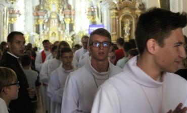 Pielgrzymka LSO na Górę św. Anny_94