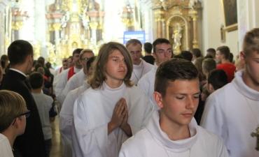 Pielgrzymka LSO na Górę św. Anny_97