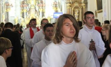 Pielgrzymka LSO na Górę św. Anny_98