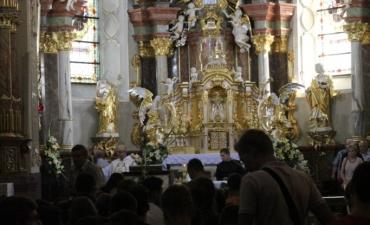 Pielgrzymka LSO na Górę św. Anny_9
